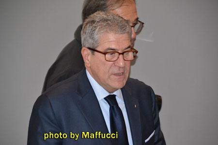 NCI/DIT: nessun dubbio per la candidatura dell'on.le Gianfranco Chiarelli