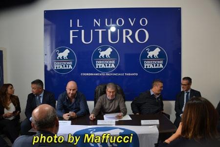 DIREZIONE ITALIA ELEGGE I NUOVI DIRIGENTI