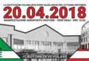 Il 28 marzo 2018 ore 11:00 il Comitato Cittadino Aeroporto Crotone sarà a Roma presso la sede Enac.