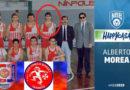 Il Cus Jonico gioisce per Alberto Morea assistant coach a Brindisi