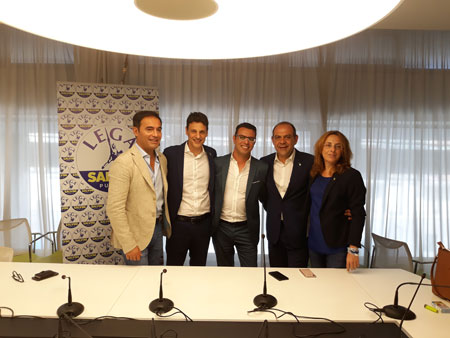 Donatello Borracci nuovo Segretario Provinciale di Taranto della Lega