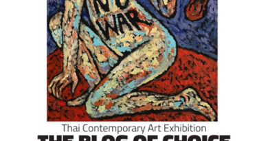 Evento artistico internazionale – Thai Contemporary Art Exhibition – The blog of choice