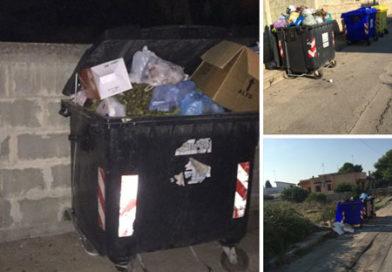 """La denuncia del Consigliere Angelo DI lena: """"Pulsano da 2 gg senza la raccolta rifiuti."""