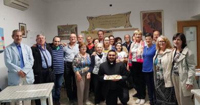 Taranto-Sacro Cuore di Gesù-Riunione Azione Cattolica