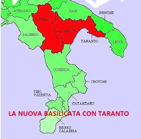 """""""Baranto"""" alla Basilicata"""