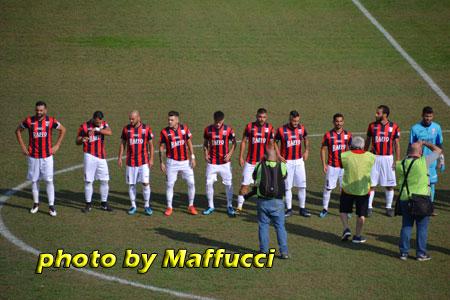 Taranto batte Nola 3 a 0