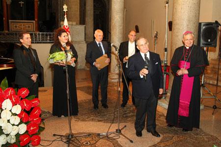 Taranto – Domenica 25 nella Cattedrale di San Cataldo