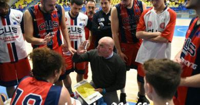 Cus Jonico e coach Caricasole: le strade si separano