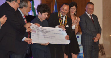 "SERATA DI GALA CONCORSO INTERNATIONAL MUSIC COMPETITION FOR YOUTH ""DINU LIPATTI""    PREMIATI I 16 FINALISTI – 5 I VINCITORI ASSOLUTI"