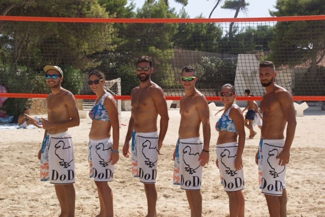 Ancora un torneo di beach volley allo Yachting Club di San Vito