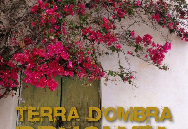 PRESENTAZIONE DEL LIBRO TERRA D'OMBRA BRUCIATA DI VALENTINA NUCCIO