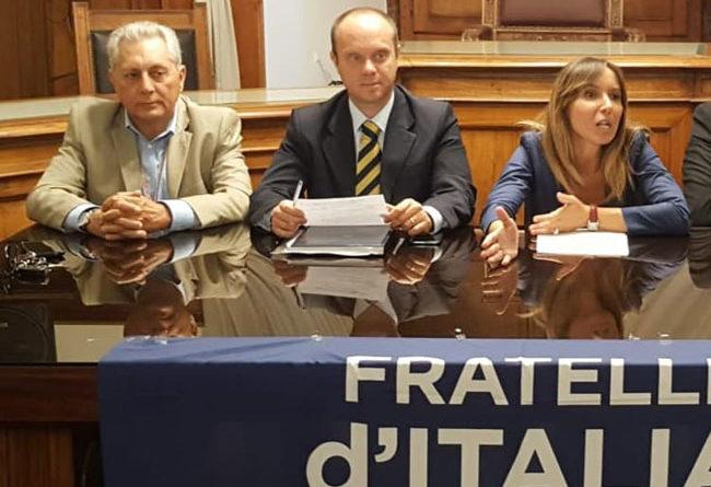"""FRATELLI D'ITALIA, NASCE A TARANTO IL CIRCOLO """"ITALIA"""""""
