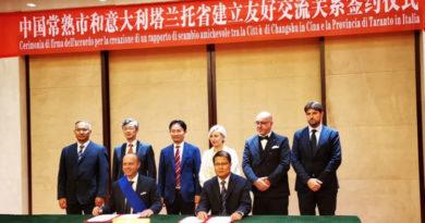 Confindustria e la Provincia in Cina per creare nuove opportunità per le imprese del territorio