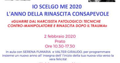IO SCELGO ME 2020: L'ANNO DELLA RINASCITA CONSAPEVOLE