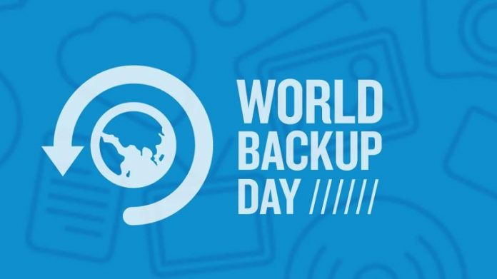 World Backup Day. L'importanza della copia dei propri dati