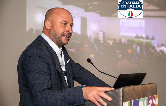 Sport, Perrini (FdI): la giunta sostenga i collaboratori con contributi a fondo perduto