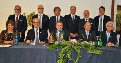 Fabio Ninfole  nuovo presidente del Rotary Taranto Magna Grecia