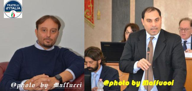 Lettera aperta di Pastore (coord. citt.FdI) al sindaco Melucci