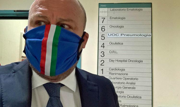 Ospedali Taranto, Perrini (FdI): domani a Castellaneta per il post covid