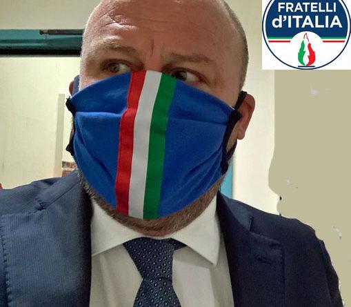 Governo Draghi, Perrini (FdI): Taranto dimenticata, nessun ministro, vice o  sottosegretario