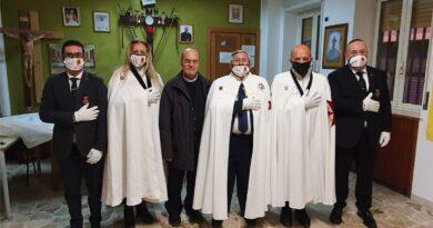 I Templari della Commenda Militia Christi (C.T.C) al Santo Sepolcro del Sacro Cuore