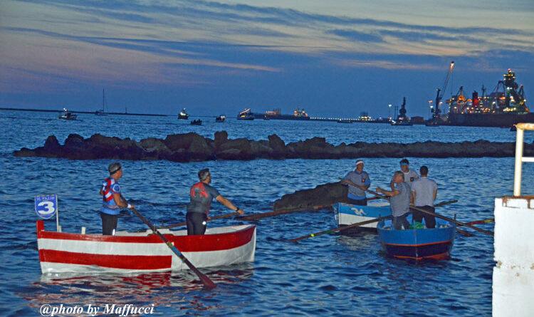 Un video con il mare di Taranto