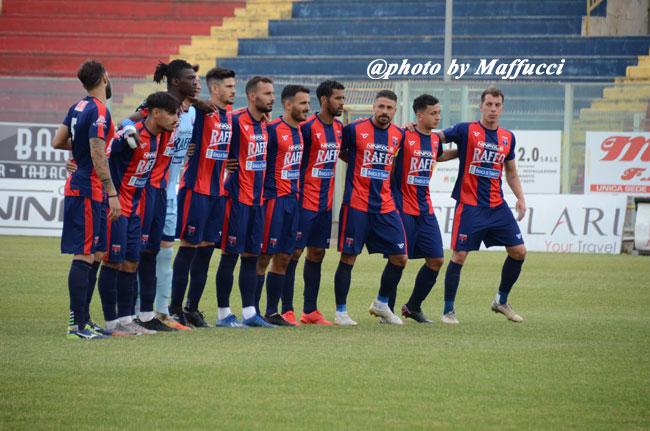 Taranto – Cerignola 4-2
