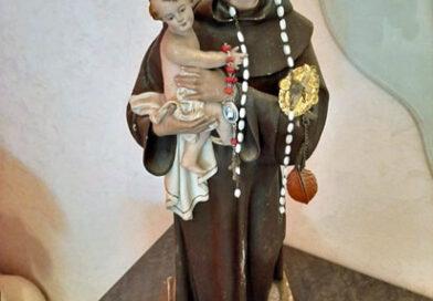 13 Giugno: tradizionale distribuzione del pane di Sant'Antonio