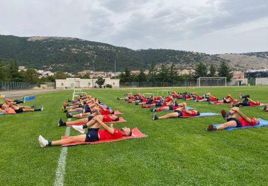 Taranto Fc 1927: report allenamento-day 1