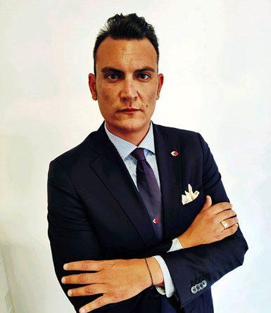 Rocco Sodero-  vincitore del premio miglior agente immobiliare della Puglia per l'anno 2021.